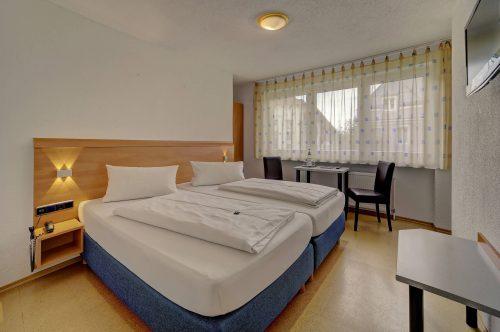 Hotel Post in Weiden Doppelzimmer Standard